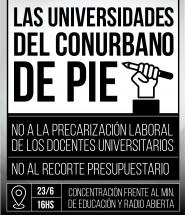 CONADU dividido las universidades del conurbano de pie-01