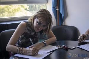 Sonia Filipetto - Secretaria de Hacienda y Administración